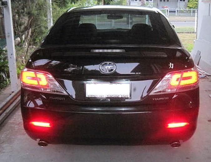 REAR BUMPER LIGHTS 1